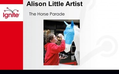 Alison Little – On Being a Contemporary Artist in the North West