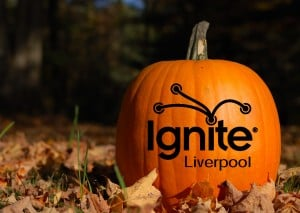 Welcome to the darker side of Ignite Liverpool!