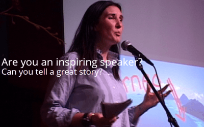 Call for inspiring speakers