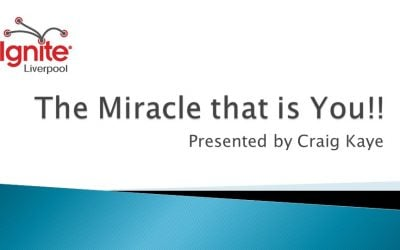 Craig Kaye – The Miracle That Is You