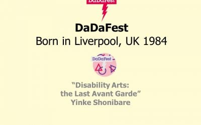 Ruth Gould – My Koffin – part of DaDaFest
